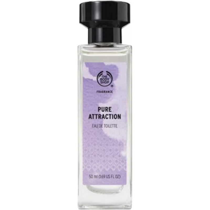 The Body Shop Pure Attraction Fragrance EDT 50ml - Sophisticated and long-lasting scent