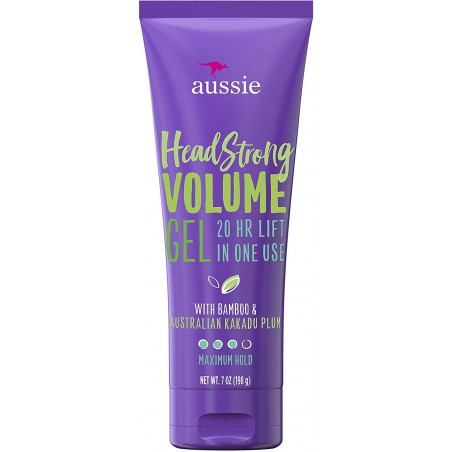 Aussie Headstrong Volume Gel with Bamboo &amp