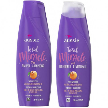 Aussie Total Miracle 7 in 1 Shampoo &amp