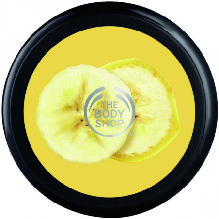 The Body Shop Banana Truly Nourishing Hair Mask - leaves hair feeling intensely nourished from root-to-tip and infused with a tr