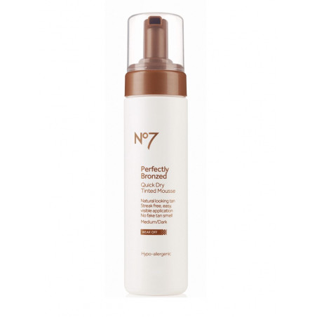 No7 Perfectly Bronzed Quick...