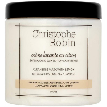 Cleansing Mask with Lemon 500 ml by Christophe Robin