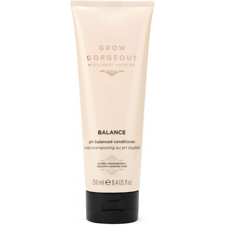 Grow Gorgeous Balance pH-Balanced Conditioner 250ml - Leave your hair feeling softer without weighing it down