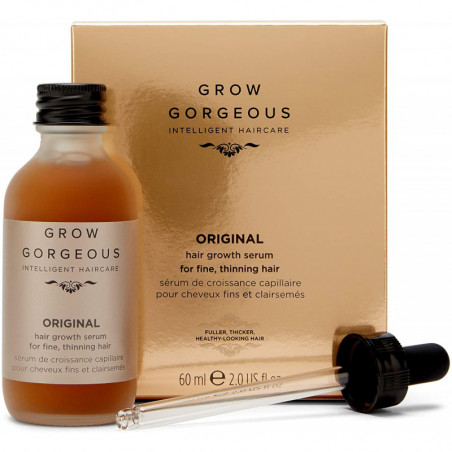 Grow Gorgeous Daily Growth Serum 60ml - Moisturizes and smooth hair&rsquo