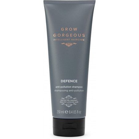 Grow Gorgeous Defence Anti-Pollution Shampoo 250ml