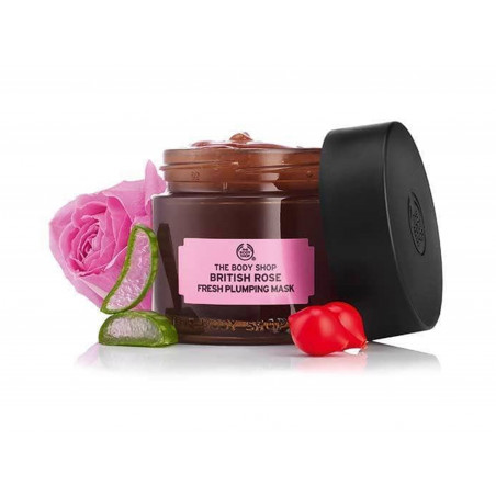 The Body Shop British Rose...