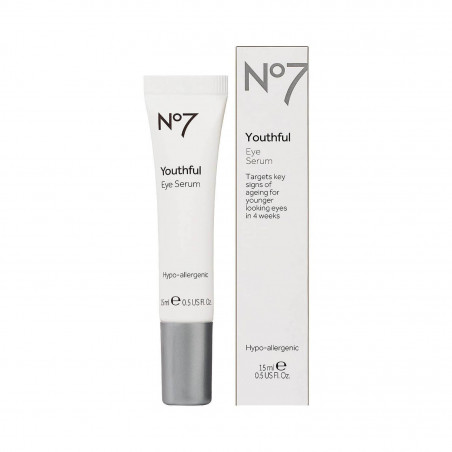 No7 Youthful Eye Serum 15ml