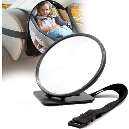 Baby Car Backseat Mirror,...