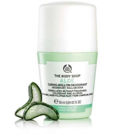 The Body Shop Aloe Caring...
