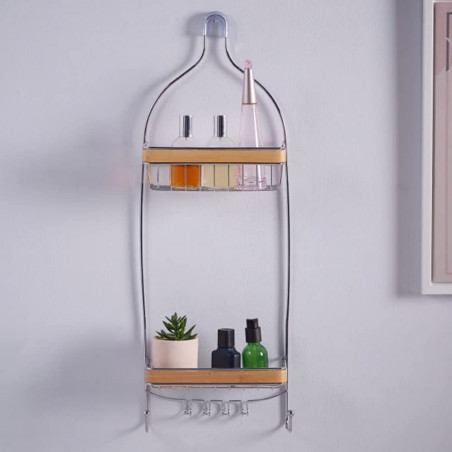 Shower Caddy, Two Tier...