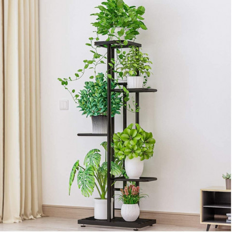 Plant Stand Potted Flower &...