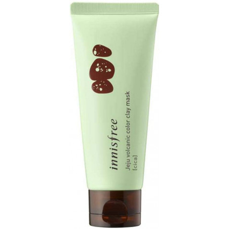 Innisfree Jeju Volcanic Color Clay Mask - Green (Cica), 70ml