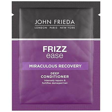 John Frieda Frizz-Ease Miraculous Recovery Sachet, 25ml - Hair repairing treatment for dry and damaged hair
