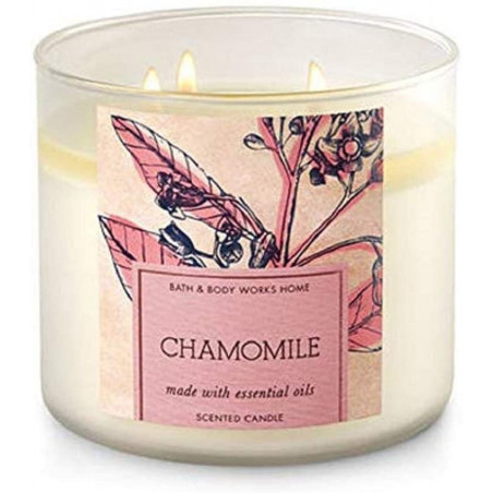 Bath and body works CHAMOMILE scented candle 411g