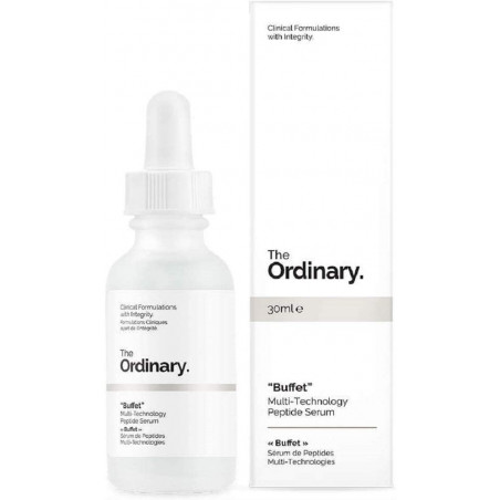 The Ordinary Buffet 60ml - Target multiple signs of aging.