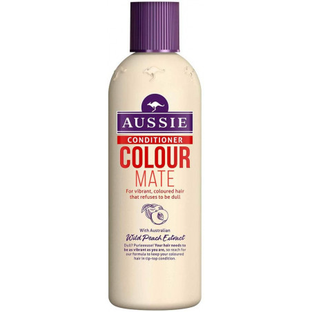 Aussie Colour Mate Conditioner For Vibrant, Coloured Hair, 250ml