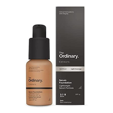 The Ordinary Colours Foundation 3.1 R DARK RED UNDERTONES