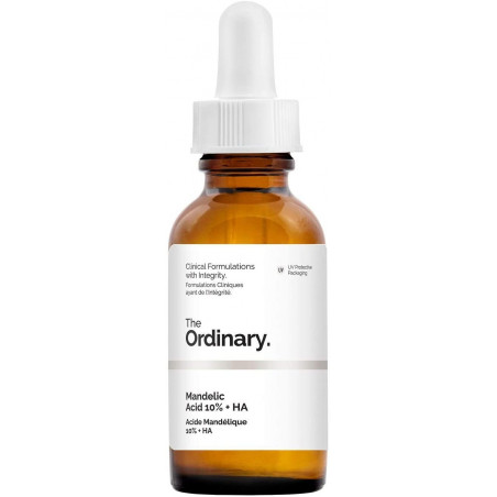 The Ordinary Mandelic Acid 10% HA with AHA and Hyaluronic Acid (30ml)