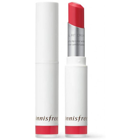 INNISFREE REAL FIT CREAMY LIPSTICK (No.5 Pink Candy Maple)