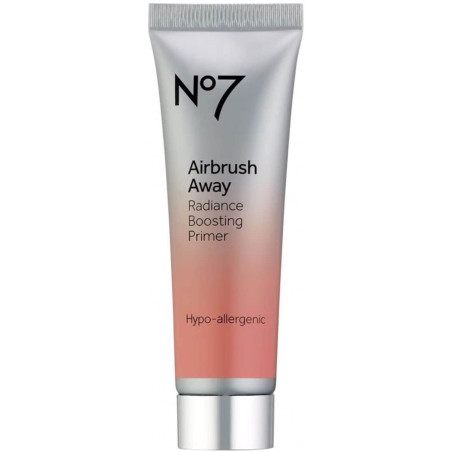 No7 Airbrush Away Radiance Boosting Primer 1 oz