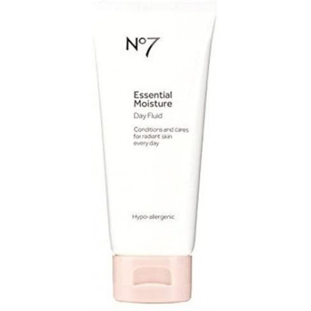 No7 Essential Moisture Day Fluid 100Ml